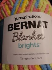 Bernat Blanket Yarn....Sweet & Sour