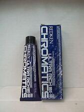 Redken Chromatics ULTRA RICH ODS+ Zero Ammonia Protein Extract Hair Color ~ 2 oz