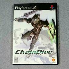 PS2 Chain Dive ChainDive Sony PlayStation 2 Japan Import