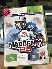 MADDEN NFL 25 Xbox 360