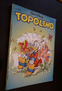 Topolino Libretto 2082 del 24 ottobre 1995 Panini Comics Ottimo  ▓