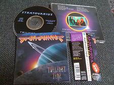 STRATOVARIUS / twilight time /JAPAN LTD CD OBI