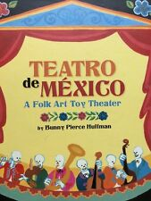 Teatro De Mexico A Folk Art Toy Theater New Box Set Pop Up Theater Mexico