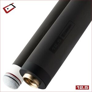 Cuetec Cynergy 15K Carbon Composite Shaft - Uni-Loc - 12.5mm w/Tiger Sniper Tip