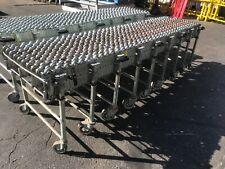 New listing 376 Nesta-Flex Expandable Conveyor System.