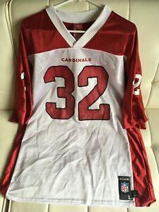 Reebok NFL Jersey Arizona Cardinals Edgerrin James L Used