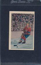 1952/53 Parkhurst #008 Kenneth Mosdell Canadiens EX 52P8-70716-1
