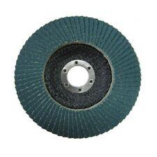 Fächerscheiben Schleifscheiben Schleifmop blau 115/125 mm, Korn 40-120 Edelstahl