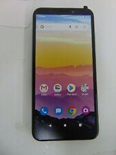 Cricket Vision 3 16GB Black Prepaid Smartphone Android Go Edition