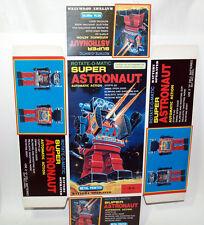 Horikawa Super Astronaut Robot Original Box Direct from Japan factory