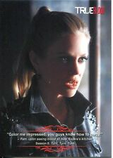 True Blood Archives Quotable True Blood Chase Card Q11