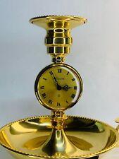 Vintage Jaeger LeCoultre Mantel/Desk Clock