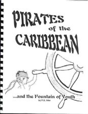 """Pirates of the Caribbean Fanzine """"..and the Fountain of Youth"""" GEN Graphic Novel"""