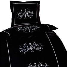 Bettwäschegarnituren aus Mikrofaser für Ornamente