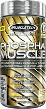 MuscleTech Phospha Muscle Powerful Recovery & Strength Builder 140 Softgels