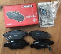 FERODO 4 PLAQUETTES FREINS ARRIERE NEUF REF FDB1294 FIAT ASTRA G, ZAFIRA A N5091