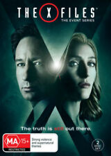 THE X-FILES (EVENT SERIES - COMPLETE SEASON 10 DVD SET SEALED + FREE POST)