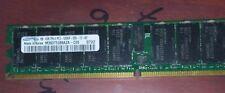 SERVER RAM   4GB DDR2 2RX4 PC2-5300P  DDR2-667  256X4 36CHIPS 240PINS ECC REG