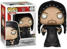 FunKo Pop Wrestling WWE Legend The Undertaker Hooded Figure #74 Collectible New