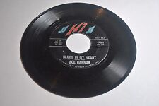 Ace Cannon (45-2051) Blues In My Heart/Blues (Stay Away From Me) 1962