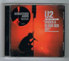 ♫ - U2 - UNDER A BLOOD RED SKY - 8 TITRES - 2008 - TRÈS BON ÉTAT - ♫