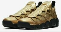 NIKE Air More Money Men's Shoes AJ2998 700 MSRP $160 Metallic Gold sz 8.5 - 13