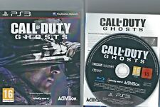 Call of Duty Ghosts (PS3) EU cover