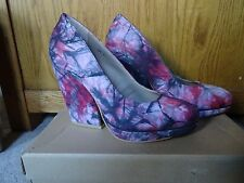 Feud Tye Dye Effect Shoes 6