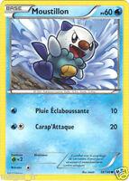 Pokemon n° 39/149 - MOUSTILLON - PV60  (A4246)