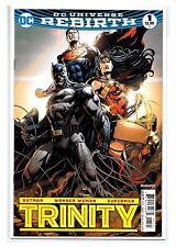 TRINITY #1 - Cover B - Jason Fabok Variant Cover - DC Comics!