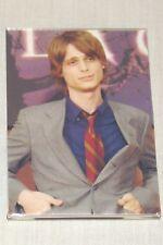 "MATTHEW GRAY GUBLER  Criminal Minds  "" Spencer Reid ""  M#2"