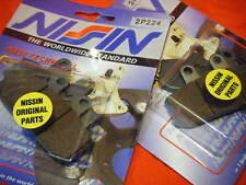 4 pastiglie anteriori NISSIN Malaguti Spidermax GT RS 500