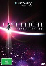 Last Flight Of The Space Shuttle (DVD, 2012) New Region 4