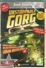 Imparable gorg, Alien Space Invaders, invasión, torre de defensa Juego De Pc, Nuevo