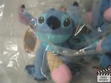 Stitch, ice cream cone, wiggler Applause (one out of sealed bag) lilo friend