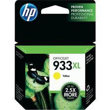 CARTOUCHE HP 933XL JAUNE cn056ae / cn056 ae 932 933 xl officejet 6100 6600 6700
