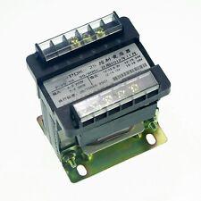 (1)Transformer Input AC 380V Output AC 220V Single Phase Volt Control 25VA Power