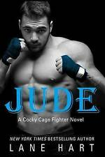 NEW Jude (A Cocky Cage Fighter Novel) (Volume 2) by Lane Hart