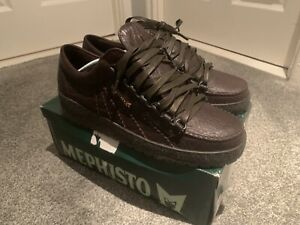 Mephisto Rainbow Dark Brown MAMOUTH 751 Size UK10.5 US 11