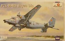 Amodel 1/144 PZL M-28 Bryza Bis Polish Anti Submarine Aircraft Model Kit 1460