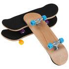 Mini Wooden Skateboard Toys Finger Board Maple Tech Deck Toy For Kids Gifts