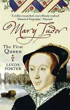 Mary Tudor the First Queen-ExLibrary