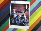 vtg 1980s - 2000s art show postcard card - Armory Mail art MOCA Freer SF+