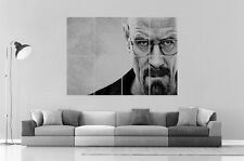 BREAKING BAD WALTER WHITE STARK  Wall Art Poster Grand format A0 Large Print