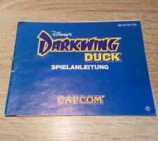 Nintendo NES // Darkwing Duck - Anleitung/Instructions // dt. PAL