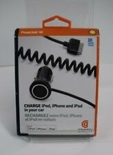 Griffin PowerJolt SE coche 10 Vatios Cargador Para iPhone iPod iPad Negro Nuevo