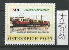 """Österreich PM personalisierte Marke Eisenbahn """"SLB Adventfahrt"""" **"""