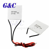 SP1848 High Temperature Thermoelectric Power Generator Peltier TEG Module Newest
