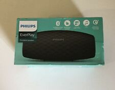 PHILIPS EverPlay Portable Bluetooth Speaker (Model: BT6900B/37) - Factory Sealed