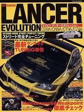 Street Perfect Tuning : Mitsubishi Lancer Evolution Guide Book